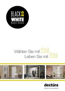 Black on white pocket naslovnica