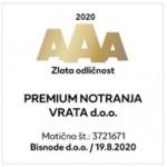 Zlata boniteta 2020